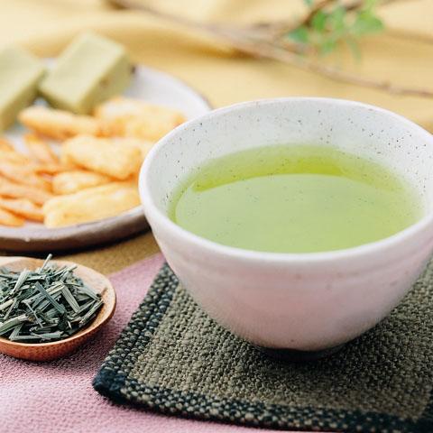 緑茶&ハーブ(小菓子付)